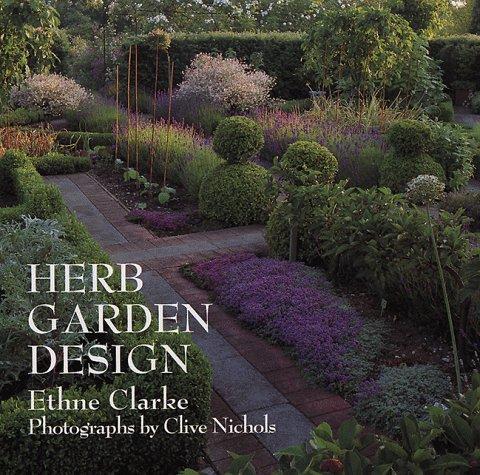 Herb Garden Design, Clarke, Ethne