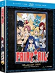 Fairy Tail: Collection Three (Blu-ray...