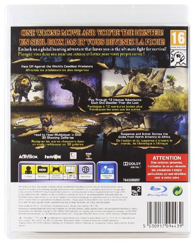 Dangerous Hunts 2011 - Move Compatible Used