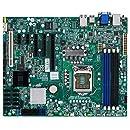 Tyan Xeon/ Intel C204/ DDR3/ SAS/ SATA3/ V&2GbE LGA1155ATX Server Motherboard S5512WGM2NR
