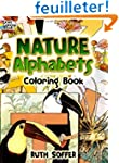Nature Alphabet Coloring Book