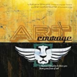 img - for Art Courage: a therapeutic plan to free you from your fear of art book / textbook / text book