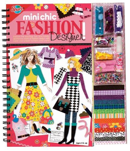 Fashion Designer Book w/ POP