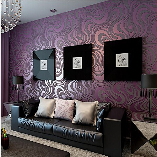 10m-modern-luxury-abstract-curve-3d-wallpaper-roll-mural-paper-parede-flocking-for-striped-purple-co