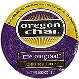 Oregon Chai Oregon Chai Single Serve Cups, 12 Count