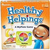 Learning Resources Healthy Helpings: A Myplate Game