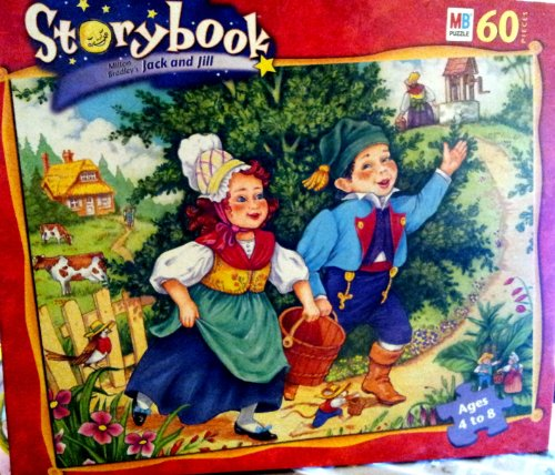 Storybook Jack And Jill 60 pc Puzzle