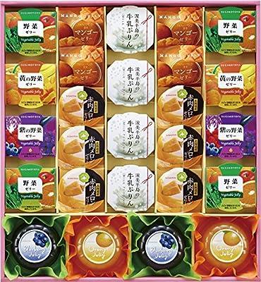 【お中元ギフト】 杉本屋 ゼリーアラカルト Dja-50