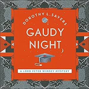 Gaudy Night Audiobook