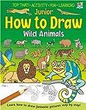 Junior How to Draw - Wild Animals