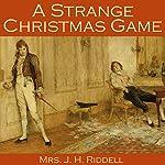 A Strange Christmas Game | J. H. Riddell