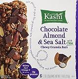 Kashi Chocolate Almond & Sea Salt with Chia Chewy Granola Bars