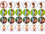 24 In the Night Garden Cupcake Toppers