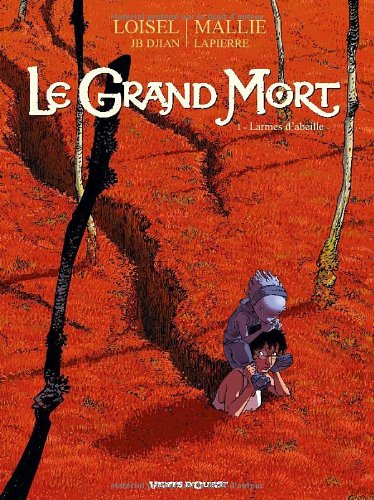 Bibliotheque Saint Jean Le Blanc Le Grand Mort N 1 Larmes