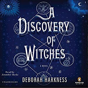 A Discovery of Witches Hörbuch