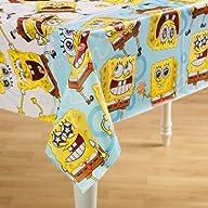 Spongebob Classic Plastic Tablecover…