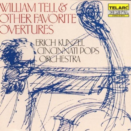 William Tell &amp; Other Favorite Overtures by 