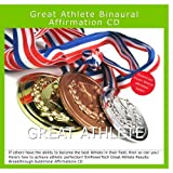 Great Athlete Binaural Subliminal Affirmation CD ~ Davros