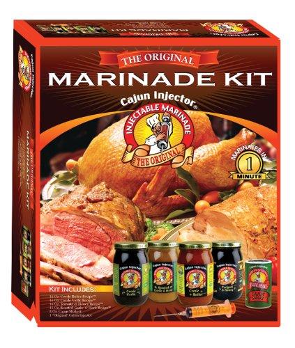 Cajun Injector Original Marinade Kit