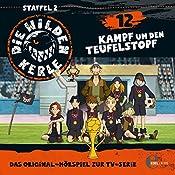 Kampf um den Teufelstopf (Die Wilden Kerle 12) | Barbara van den Speulhof