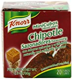 Knorr MiniCubes Cilantro Seasoning, 2.8-Ounce Boxes (Pack of 24)