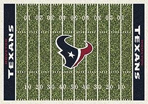 "NFL Home Field Rug - Houston Texans, 5'4"" x 7'8"""