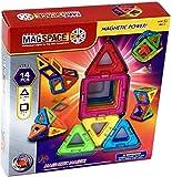 「日本版正規品」MAGSPACE・マグスペース 14 高級「基本セット」 創造力を育てる知育玩具