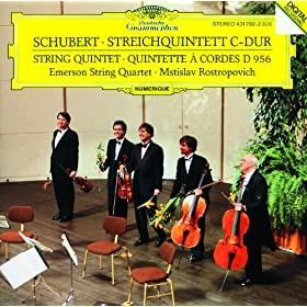 Schubert: String Quintet In C Major D.956, Op. Posth. 163