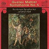 Gustav Mahler: Symphony No. 5 [Jonathan Nott] [Tudor: TUD7126]
