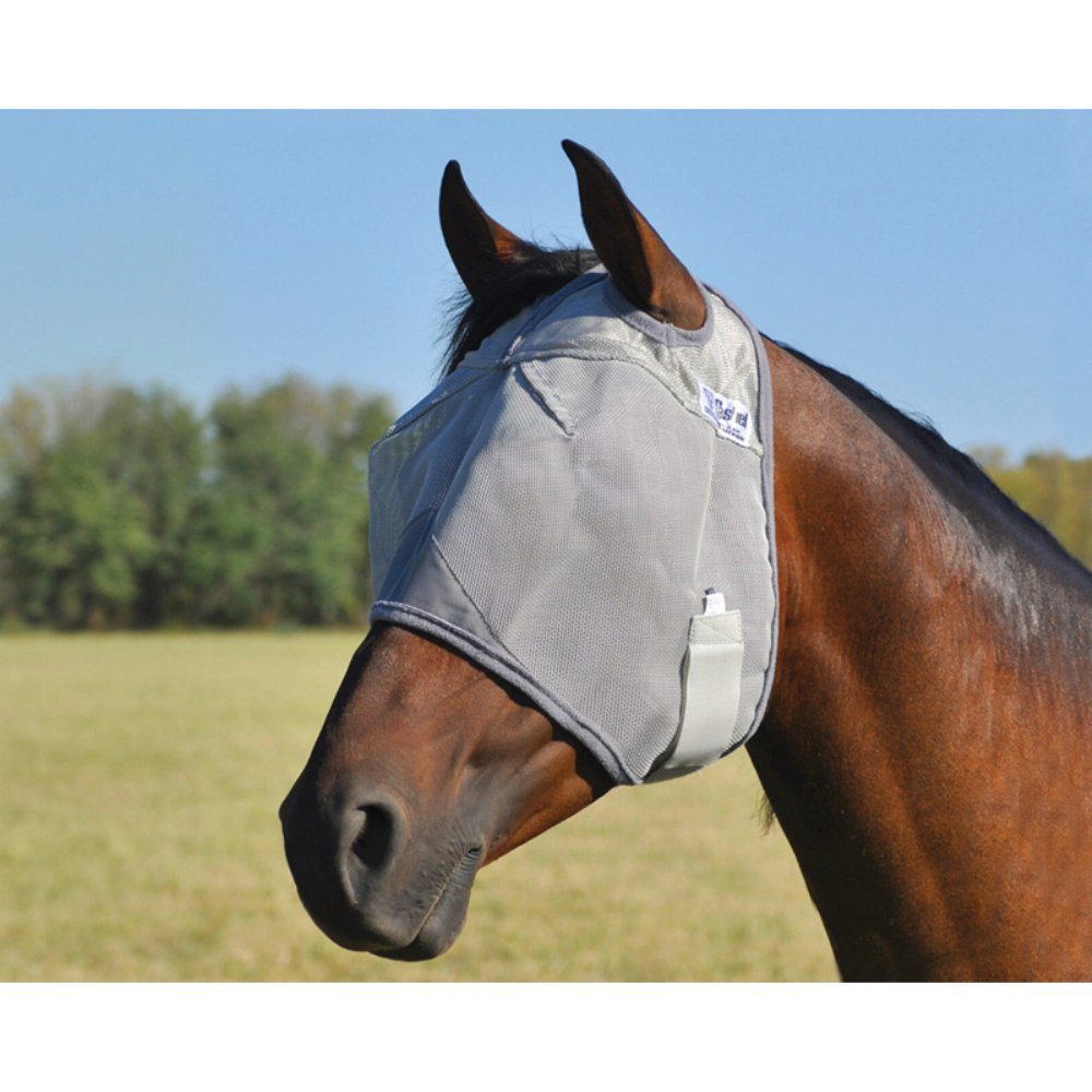 Cashel Crusader Standard Fly Mask No Ears or Nose - All Sizes crusader kings complete цифровая версия