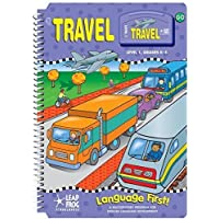 Leap Frog Language First! 2nd Edition Single Book: Travel Level 1