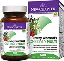 buy New Chapter Every Woman'S One Daily Multivitamin - 72 Ct