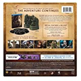 Image de The Hobbit: The Desolation of Smaug Limited Edition with Book Ends (Blu-ray 3D + Blu-ray + DVD)
