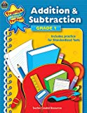Teacher Created Resource Addition & Subtraction Grade 1 (Mathematics)