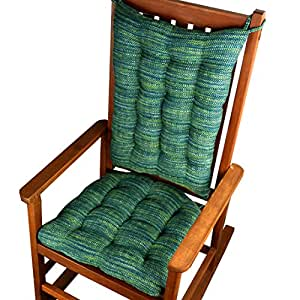 Rocking Chair Cushions Brisbane Ocean Teal
