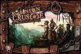 ロビンソン?クルーソー 呪われた島の冒険 Robinson Crusoe Adventures on The Cursed カードゲーム [並行輸入品]