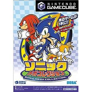 Amazon.co.jp: <b>ソニック メガコレクション</b>: ゲーム