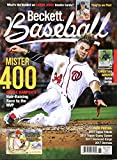 Beckett Baseball Monthly Price Guide Card Value Magazine July 2017 Bryce Harper Mr. .400