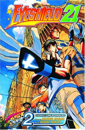 アイシールド21 コミック2巻 (英語版)