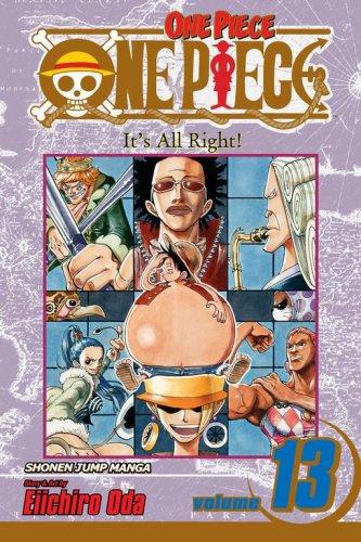 ONE PIECE ワンピース コミック13巻 (英語版)