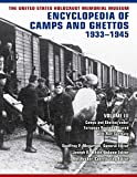 img - for The United States Holocaust Memorial Museum Encyclopedia of Camps and Ghettos, 1933-1945: Camps and Ghettos under European Regimes Aligned with Nazi Germany book / textbook / text book