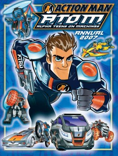 Action Man A.T.O.M.  (2005-2007)   PL.TVRip.H264  /  Dubbing PL *dla EXSite.pl*