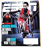 img - for ESPN The Magazine October 27, 2014 NBA Preview book / textbook / text book