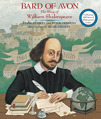 Bard of Avon: The Story of William Shakespeare PDF
