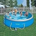 Quick up pool von Bestway Fast Set Pool Ø 457 x H 91 cm