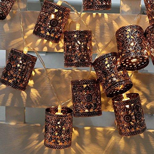 Vintage outdoor lights string workwithnaturefo
