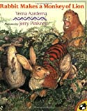 Rabbit Makes a Monkey of Lion (Picture Puffins) (014054593X) by Aardema, Verna