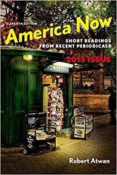 best american essays robert atwan fifth college edition As series editor for the best american essays, robert atwan constantly scours a wide range of titled the best american essays: college edition | 5th edition.