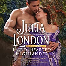 Hard-Hearted Highlander: The Highland Grooms, Book 3 Audiobook by Julia London Narrated by Derek Perkins