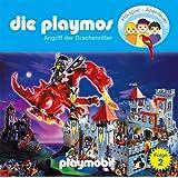 "Die Playmos - Folge 2: Angriff der Drachenritter. H�rspiel.  H�rspielvon ""Simon X. Rost"""